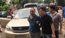 Lái xe sang Lexus vào cơ quan huyện để trộm cắp tài sản