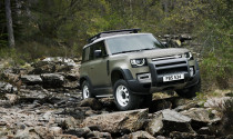 Land Rover Defender 2020 sẽ Off-Road bằng … remote (điều khiển từ xa)
