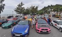 Dàn xe thể thao Nhật của JDM Club khuấy động thành phố Vũng Tàu