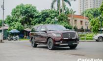 Lincoln Navigator 2020 giá 9 tỷ đồng có gì mới khiến đại gia Việt xuống tiền?