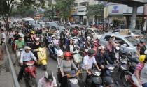 \'Cấm xe máy vào nội thành là giải pháp cuối cùng\'