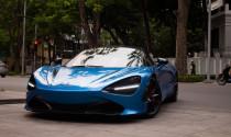 Sau khi bán về đất Hà thành, McLaren 720S của trưởng đoàn Car Passion liên tục xuống phố