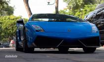 Diện kiến Lamborghini Gallardo Superleggera độc nhất vô nhị đổi màu chơi Tết