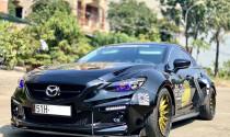 """""""Lột xác"""" Mazda6 với ngoại hình thể thao hầm hố"""