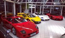 Điểm danh 10 showroom chuyên bán siêu xe, sang chảnh bậc nhất thế giới