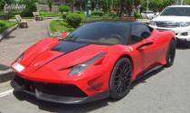 Bắt gặp Ferrari 458 độ Misha độc nhất Việt Nam
