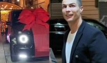 Ronaldo và loạt siêu xe danh tiếng