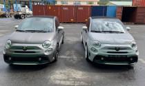 """Cận cảnh cặp đôi Fiat 500 Abarth 595 Esseesse cập bến Việt Nam: nhỏ nhưng """"có võ"""""""