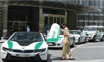 """Cảnh sát Dubai lại tăng \""""xế khủng\"""" vào dàn xe vốn đã đỉnh"""