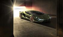 Mansory nâng cấp Lamborghini Sian FKP 37, xe trị giá 95 tỷ đồng