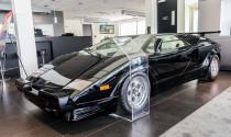 Chỉ lăn bánh được 135 km trong 30 năm, Lamborghini Countach 1990 được rao bán với mức giá khủng