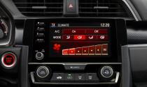 Vì sao Honda bỏ bớt cảm ứng, chuyển sang nút bấm cơ?