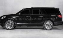 Chỉ 3,5 tỷ sở hữu ngay Lincoln Navigator L 2020 bọc thép: chịu được cùng lúc 2 quả lựu đạn