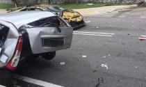 Gây tai nạn, đại gia lái Lamborghini Huracan mua xe đắt tiền hơn để đền