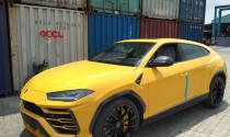 """""""Siêu bò"""" Lamborghini Urus màu vàng thứ 5 về Việt Nam, đặc biệt chỉ có 4 chỗ"""