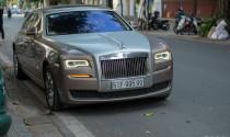 Chiêm ngưỡng Rolls-Royce Ghost Series II giá hơn 19 tỷ lướt phố Hà Nội