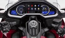Honda mang Android Auto lên xe phân khối lớn Gold Wing