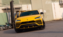 Lamborghini Urus 2020 4 chỗ  duy nhất Việt Nam có gì đặc biệt?
