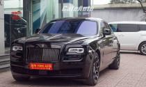 Chi tiết 1 trong 3 mẫu Rolls-Royce phiên bản Black Badge tại Việt Nam