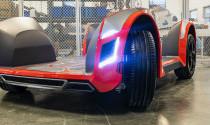 Dồn mọi thứ vào trong bánh xe – Xu hướng thiết kế xe hơi của tương lai