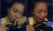 Ái ngại với trào lưu vừa lái xe vừa livestream của tài xế