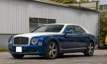 Chi tiết Bentley Mulsanne Speed nổi bật với màu sơn đặc biệt