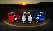 Mustang, Camaro và những cái tên từ trên trời rơi xuống