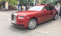 Xế sang triệu đô Rolls-Royce Phantom VIII đầu tiên về Việt Nam xuống phố