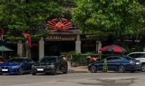 Hàng chục chiếc xe BMW độ khủng quy tụ trong buổi thành lập BMW Car Club Vietnam tại Hà Thành