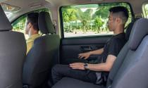 Hàng ghế sau ô tô có thực sự an toàn?