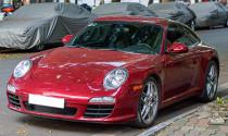 Porsche 911 Carrera qua 10 năm tuổi vẫn long lanh trên phố Hà Nội