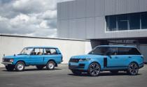 Range Rover Fifty - sản phẩm đặc biệt có khác
