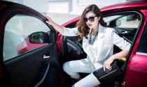 Vợ đổi tính từ khi mua xe sang