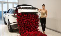 Hoa hậu Kỳ Duyên khoe dáng bên Range Rover Velar hơn 5 tỷ vừa tậu