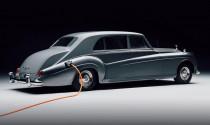Chiêm ngưỡng cặp xế cổ Rolls-Royce được hô biến thành xe điện