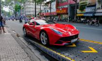 Ferrari F12 Berlinetta đầu tiên tại Việt Nam chia tay đại gia Tây Ninh về Sài Gòn