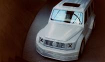 Project Gelandewagen - Bản thiết kế Mercedes-Benz G-Class đậm chất trừu tượng