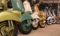 Bảo tàng Vespa tại Ý với hàng loạt mẫu xe quý hiếm