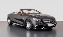 Hàng hiếm Mercedes-Maybach S650 Cabriolet lăn bánh 65km vẫn ngang giá mới