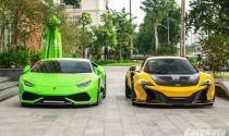 Hết Đà Nẵng đến Sài Gòn, Lamborghini Huracan LP610-4 biển 567.89 lại bán ra Hà Nội