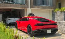 """Lamborghini Huracan LP610-4 """"bí ẩn"""" về chung nhà với Rolls-Royce Phantom VIII"""