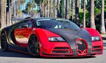Lăn bánh 12 năm, siêu phẩm Bugatti Veyron độ Mansory vẫn có giá gần 30 tỷ