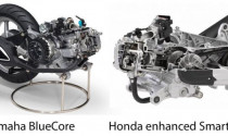 Tìm hiểu về động cơ Blue-Core của Yamaha và ưu nhược điểm của loại động cơ này