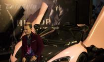 """McLaren 650S Spider lột xác theo """"trend hồng"""" của đại gia 9x hội ngộ cùng Rapper Binz"""