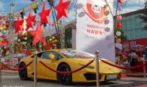 Cần Thơ: loạt siêu xe, xe thể thao trưng bày phục vụ Tết Trung thu, người lớn trẻ em đều hào hứng