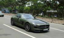 Khám phá siêu xe hàng hiếm Mercedes-Benz SLS AMG GT Final Edition của ông Đặng Lê Nguyên Vũ