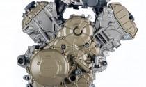 Ducati trình làng động cơ V4 Granturismo hoàn toàn mới đầy mạnh mẽ