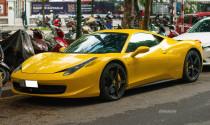 Ferrari 458 Italia vẻ đẹp Ý xuất hiện giữa Hà Nội