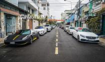 Sài Gòn: đám cưới khủng quy tụ loạt siêu xe,  xe sang hàng hiếm, biển số khủng hàng chục tỷ