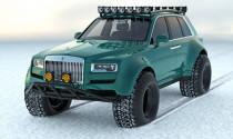 """""""Lột xác"""" Rolls-Royce Cullinan với phiên bản offroad siêu ngầu"""